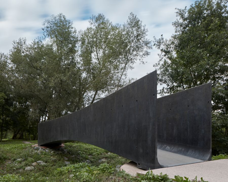 бетон ручьи
