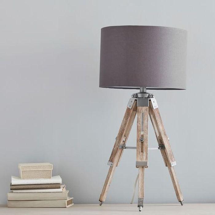 настольная лампа на ножках